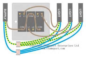 wiring for a single loft or garage light