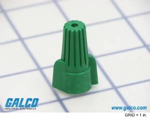 green wire nuts 27120 king innovation wire nuts galco industrial