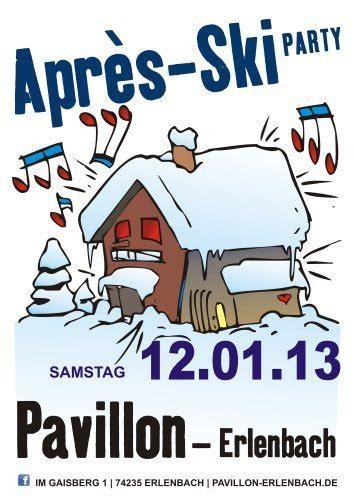 pavillon erlenbach apres ski pavillon erlenbach in erlenbach