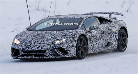 Which Is Faster A Bugatti Or Lamborghini Lamborghini Continues Development Of Faster Huracan