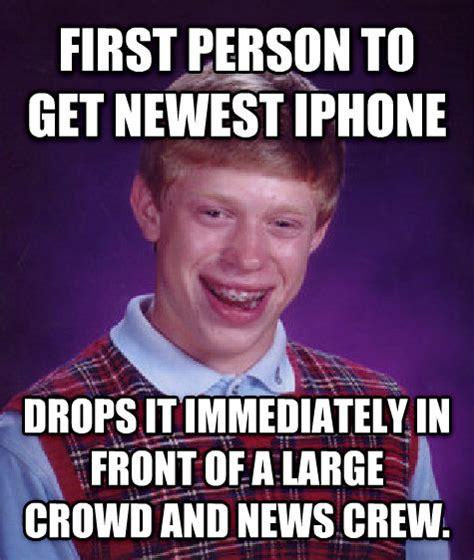 Bad News Brian Meme - livememe com bad luck brian