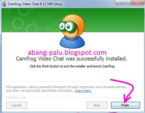 tutorial instal windows 7 di laptop cara instal aplikasi camfrog free di komputer