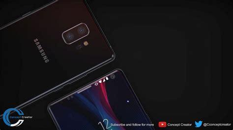 concept lg v40 viền bezels samsung galaxy note 9 gets turned into the quot bezel less beast quot concept phones
