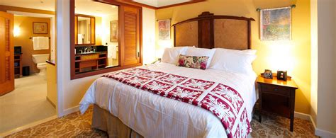 bedroom villa aulani hawaii resort spa