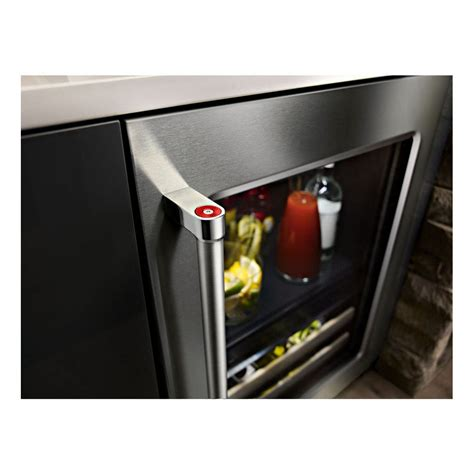 kitchenaid beverage center kubr204esb kitchenaid