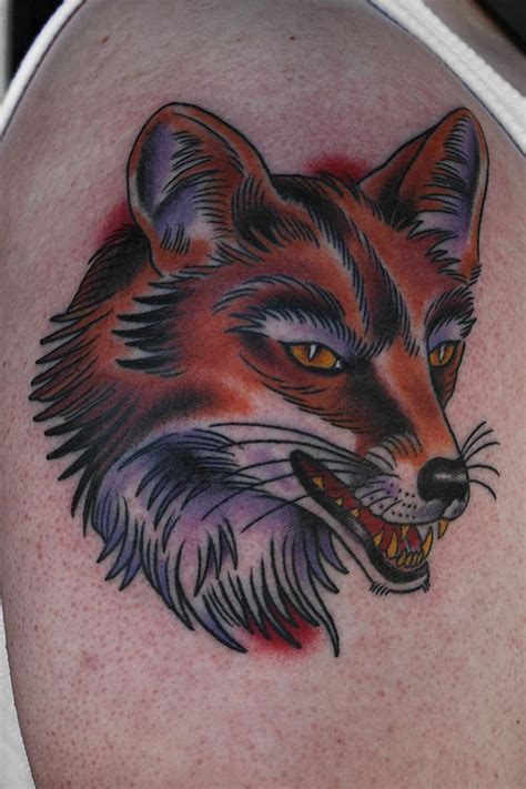fox tattoos designs ideas  meaning tattoos