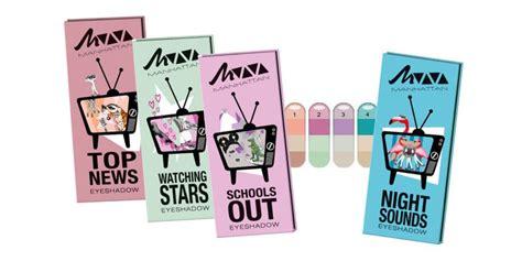 Manhattan Viva Eyeshadow Review manhattan viva makeup collection news beautyalmanac
