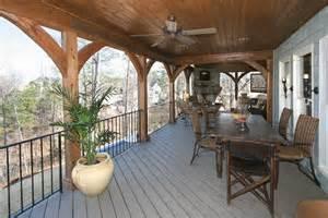 backyard covered decks st louis decks screened porches pergolas by archadeck