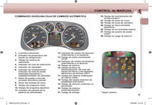 Peugeot 307 Handbook Manual De Taller Y Usuario Peugeot 307 Taringa