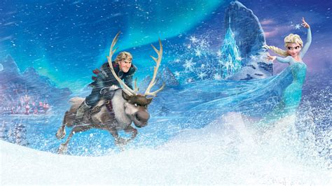 wallpaper frozen sven frozen wallpaper frozen wallpaper 37905192 fanpop