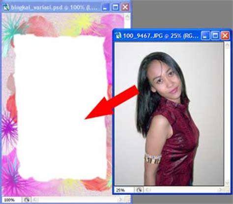 tutorial bungkus kado bingkai foto berbagi membuat bingkai foto variasi 1