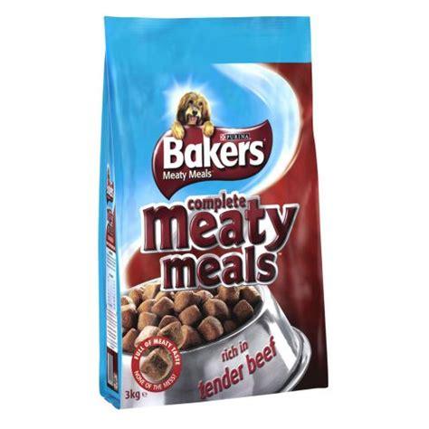 semi moist food bakers moist meaty meals food with tasty beef 2 7kg feedem