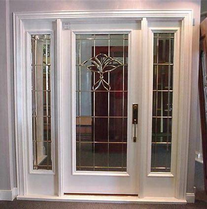 Designer Glass Doors Modern Front Door Designer Glass Entry Door Matching Sidelights Cg125 Custom Built