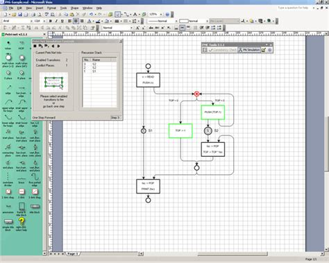 how to open visio files open stencil visio 2010