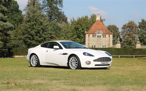 2001 Aston Martin by Used 2001 Aston Martin Vanquish V12 For Sale In