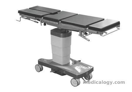 Meja Operasi Hewan jual meja operasi mobile hidraulik medlin ok gamma murah