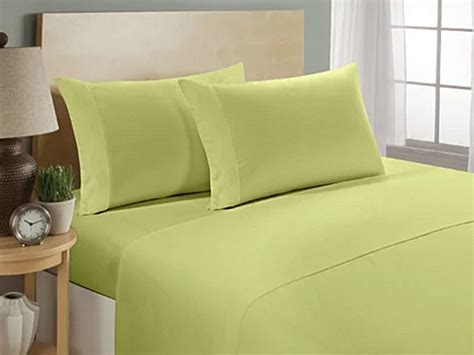 upgrade your bedding with these ultra soft bamboo sheets the ultra soft 1800 series bamboo bed sheets 4 piece set