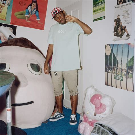 The Creator Bedroom by Cover Story The Creator The Fader