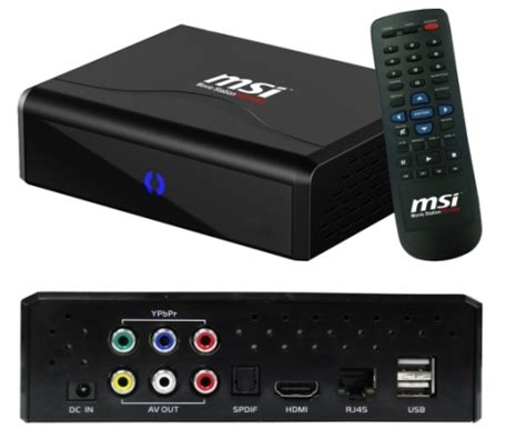 film streaming box msi launches movie station hd1000 video streaming box