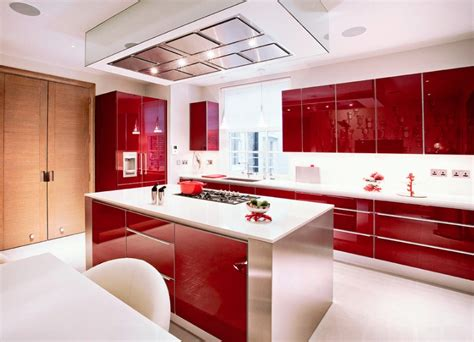 high gloss kitchen cabinets kitchen cabinet ideas for a modern classic look