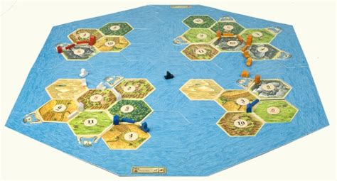 Catan Explorers And Expansion Board catan seafarers expansion in harmony store