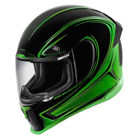 green motocross helmets icon airframe pro halo helmet revzilla