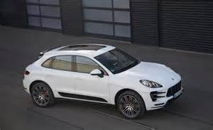 2015 Porsche Macan Turbo 2015 Porsche Macan Turbo Photo
