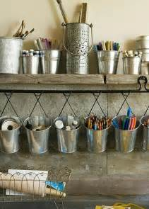 Home Decorator Supply by Art Supply Buckets Craft Room Crafts Decorating Home