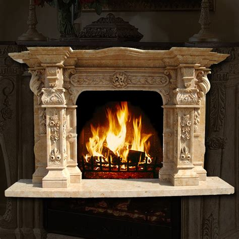 Cheap White Fireplace by Brand 30 Discount White Marble Log Fireplace