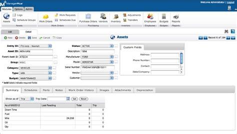 best maintenance software 6 best maintenance management software free for