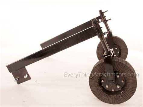 Landscape Rake Wheel Kit Wheels For Everything Attachments Or Leinbach