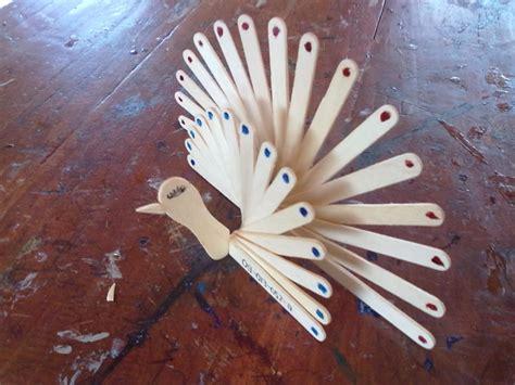 Stik Es Krim Stick Kreasi 5 Warna Food Grade 50pcs kerajinan tangan dari stik es krim sarungpreneur