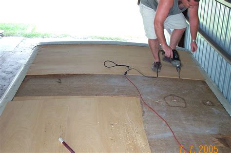 rv ceiling replacement replacing your rv roof insist on formaldehyde free luan
