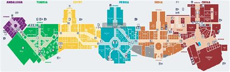 ibn battuta mall floor plan get lost in dubai mall hop ibn battuta mall