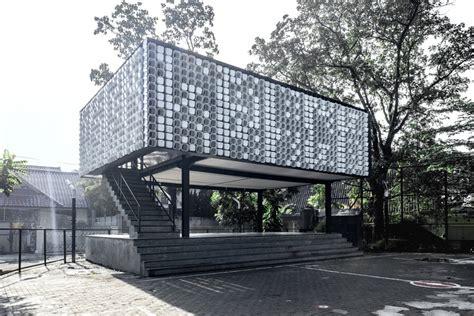 design community indonesia bima microlibrary shau bandung archdaily