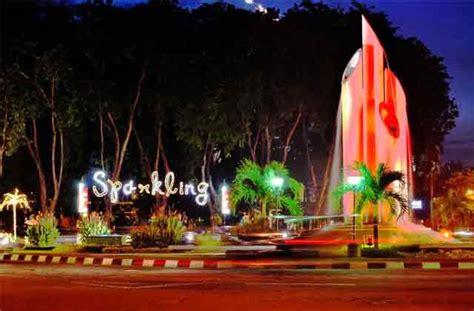 Malam Cantik Surabaya Asli 10 tempat wisata malam di surabaya yang hits