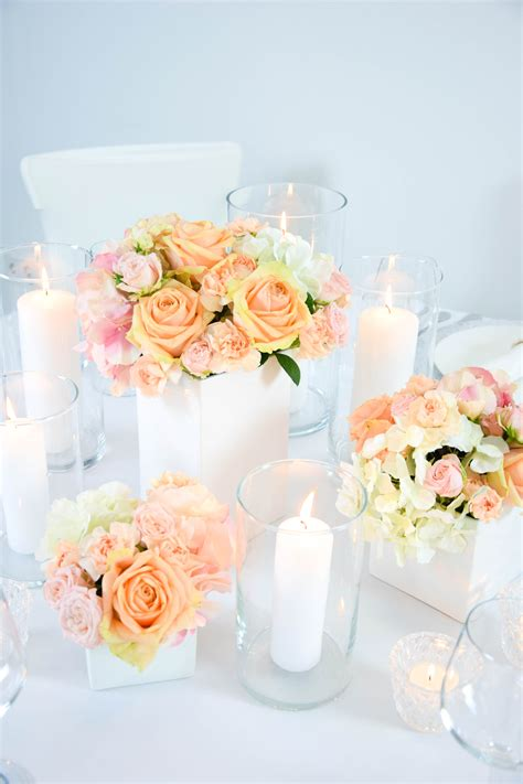 Dekoration Hochzeit Rosa by Apricot I Rosa I Hochzeit I Dekoration I Wei 223 I Glas I