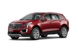 Crossover Cadillac Cadillac 2017 Xt5 Crossover