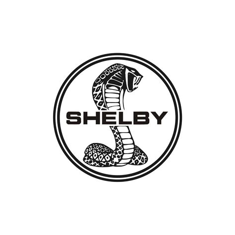 logo ford mustang shelby shelby mustang logo hd png information carlogos org