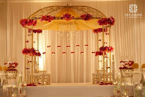 244 best images about Indian Wedding Decor   Mandap