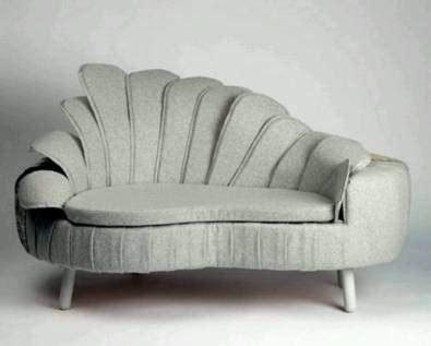 canapé arrondi design banquette design cuir