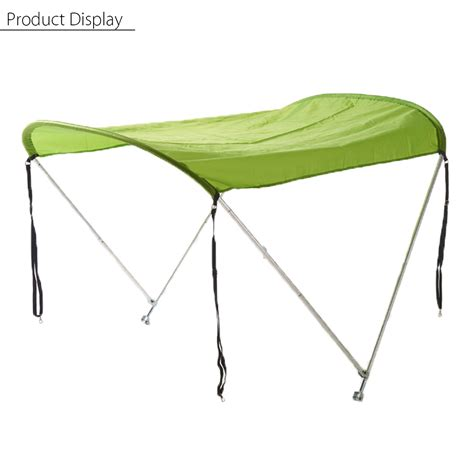 outdoor boat canopy outdoor portable rubber boat canopy fishing sun shelter