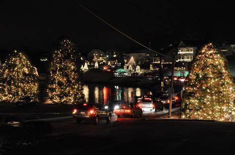 mcadenville nc christmas lights 2017 these are the small towns that go absolutely crazy for