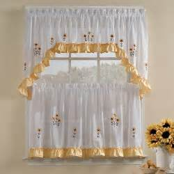 things to consider before selecting kitchen curtain