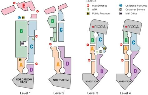 Layout Of Towson Mall | towson town center mall top stores shops brands in