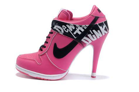 high heel nike dunk nike dunk high heels womens dead end pink nike dunk nike