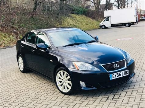 the new car 2006 lexus is 250 no key needed just have used lexus is 250 on finance from 163 50 per month no deposit