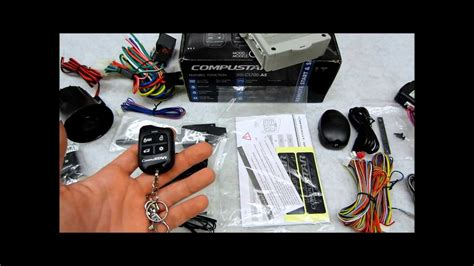 compustar css keyless remote start system review youtube
