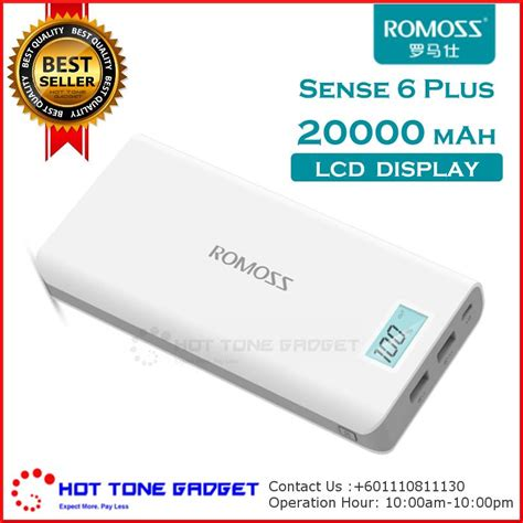 Romoss Powerbank Sense4 10400 Mah Original 100 romoss sense 4 6 plus 10400mah 20000 end 8 21 2018 4 15 pm
