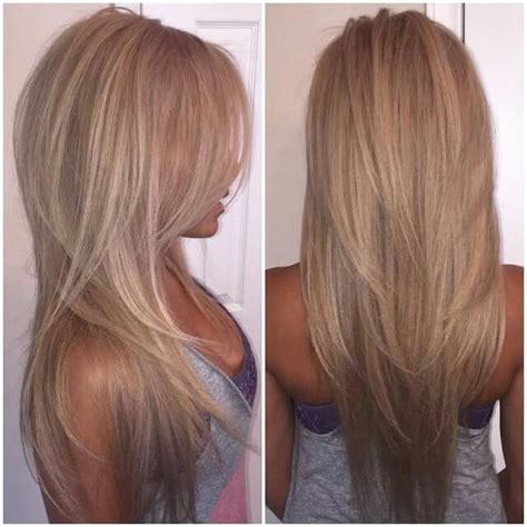 layered vs shingled hair 25 best ideas about v layer cut on pinterest v layers